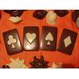 Dia Del Padre Regalá Cartas De Poker En Chocolate