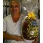 Huevos De Pascua Numero 25 Boca River Personalizado Rifas