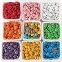 Lentejas De Chocolate Por 500grms En Muchos Colores