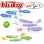 Kit 3 Cepillos Para Dientes Nuby +3 Meses Factura Garantia