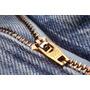 Cierres Bronce 5 Mil 8 X 100 Cierres Para Jeans Hasta 16 Cm