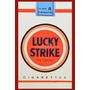 Carteles Antiguos Chapa Gruesa 30x45cm Lucky Strike Ci-075