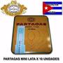 Cigarritos Partagas Mini Lata X 10 Oferta Local Microcentro