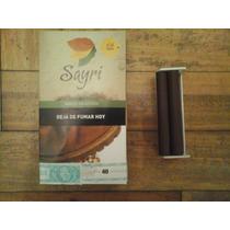 Tabacos Sayri + Máquina De Armar Cigarrillos