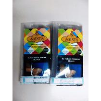 Tabaco Para Armar Cigarrillos Saints X 50 Grs.