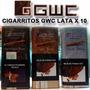 Cigarros Gwc Lata X 10 Cognac Vainilla Cafe Local Microcentr