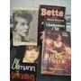 Libros Cine Marilyn Monroe, Liza Minelli, Bette Davis, Etc