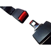 Cinturon De Seguridad Trasero 2 Puntas Homologado Universal