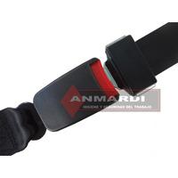 Cinturón De Seguridad Trasero Para Autos 2 Puntos C/ Bulones