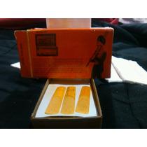 Caña Para Clarinete Rico Eb 02 Usa