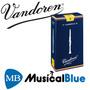 Cañas Vandoren Clarinete Tradicional X 10 N2-2.5-3-3.5 Cr10