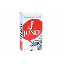 Caja Cañas Juno By Vandoren Tradicional X10 Saxo Alto