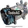 Compresor Aire Acondicionado Sanden Original 5h14 R134a V