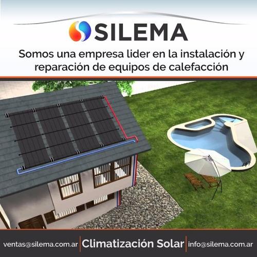 Climatizacion Solar