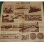 Clipping La Nacion 1/3/48 Progreso Ferrocarriles Trenes 1 Pg