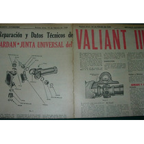Clipping Mecanica Automoviles 2 P Cardan Junta Valiant 3