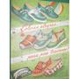 Publicidad Zapatos Calzados Tonsa Colores Alegres Traviesos