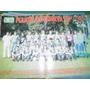 Poster Original Futbol Boca Juniors Plantel Reserva 1993/94