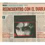Clipping Charly Garcia Año 2002 Diario Clarin - 1 Pagina