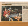 Clipping Charly Garcia Año 1997 Diario Clarin - 1 Pagina