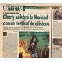 Clipping Charly Garcia Año 1998 Diario Clarin - 1 Pagina
