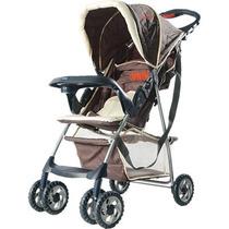 Coche De Paseo Para Bebes Bebesit Eos 1337 Facil Plegado !!