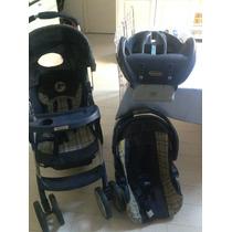 Cochecito De Bebé Graco Con Huesito Y Base Para El Auto