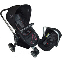 Coche Baby One Travel System Bots-006