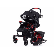 Coche Travel System Glee! A31ts Reversible Butaca Homologada