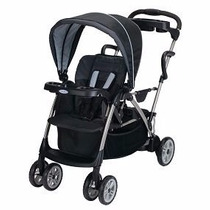 Coche Doble Graco Hermanos Room For 2 Metropolis