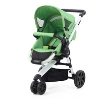 Coche Travel System Glee! A08ts Asiento Desmontable 4 Ruedas