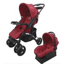 Cochecito Bebe Huevito Y Base New Pariggi Duck Baby Movil