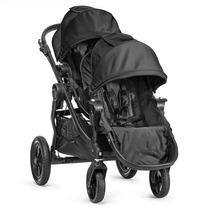 Coche Para Hermanos Baby Jogger City Select Asiento Extra