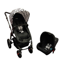 Travel System Kiddy Galaxy 3 En 1 - Mundo Nuevo