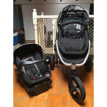 Cochecito Para Bebés Con Huevito Y Cuna