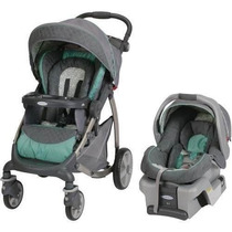 Coche Travel System Stylus Graco +huevito+base Trotyl Kids