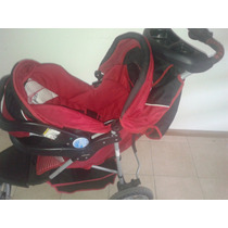 Cochecito De Bebe Infanti Jogger 3 Ruedas