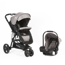 Coche Travel System Kiddy Compass Plus Envio La Plata Gratis