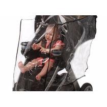 Cobertor De Lluvia Y Viento Para Cochecitos Universal