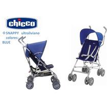 Paraguita Chicco Snappy Ultraliviano 5 Kg Aluminio