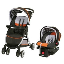 Coche Travel System Graco Fast Action Nimocabebes