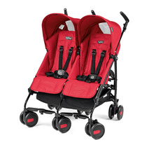 Coche Mellizo Hermanos Peg Perego Pliko Mini Twin R&m Babies
