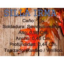 6 Sillas De Caño Irma ( Venta Por Mayor Y Menor )