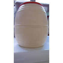 Barril Plástico Resistente, Capacidad 2,5 Litros