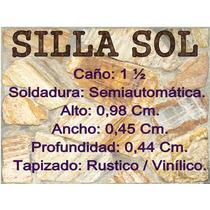 6 Sillas De Caño Sol ( Venta Por Mayor Y Menor )