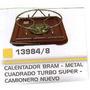 Calentador Bram-metal Art.13984/8