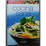 Libro Larousse De La Cocina Sana (cartone)