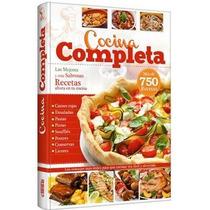 Libro: Cocina Completa - Grupo Clasa - Mas De 750 Recetas
