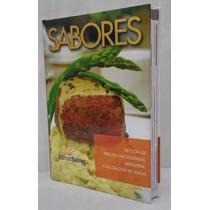 Libro Sabores Cocina Y Reposteria Ed Barcel Baires