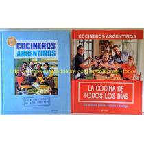 Libro Cocineros Argentinos Tomo Uno Y Dos Ed Planeta